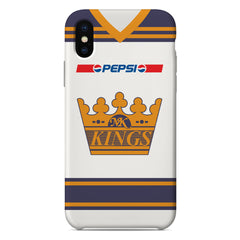 Milton Keynes Kings 1992 Ice Hockey Shirt Phone Case