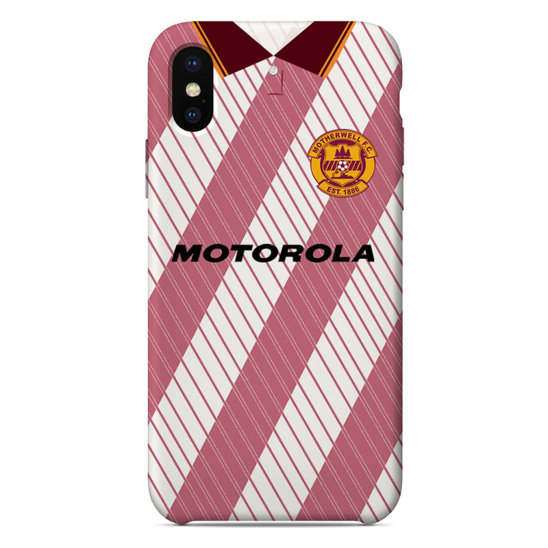 Motherwell F.C. 1992-94 Away Shirt Phone Case
