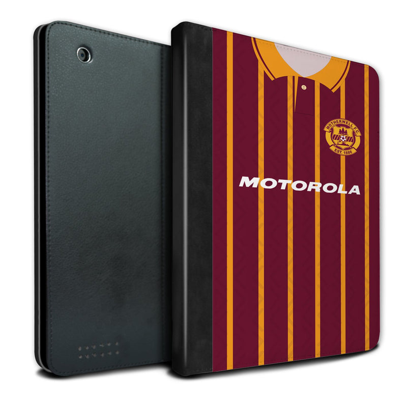 Motherwell F.C. 1994-1995 Away Shirt iPad Case