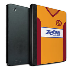 Motherwell F.C. 2004-2006 Home Shirt iPad Case