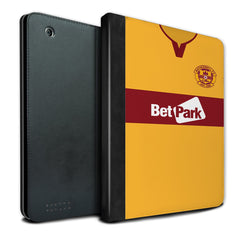 Motherwell F.C. 2018-2019 Home Shirt iPad Case