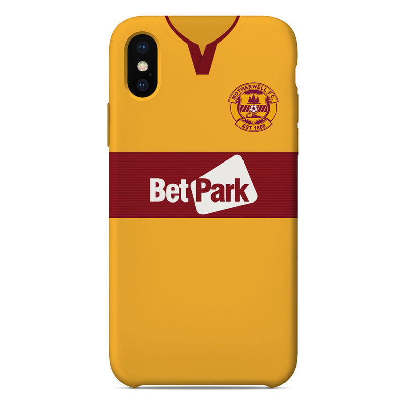 Motherwell F.C. 2018/19 Home Shirt Phone Case