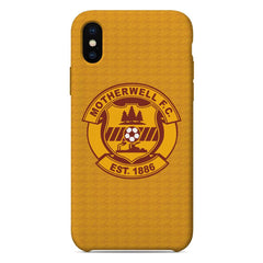 Motherwell F.C. Crest 1990 Phone Case