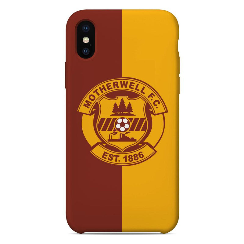 Motherwell 2020/21 Home Shirt Phone Case