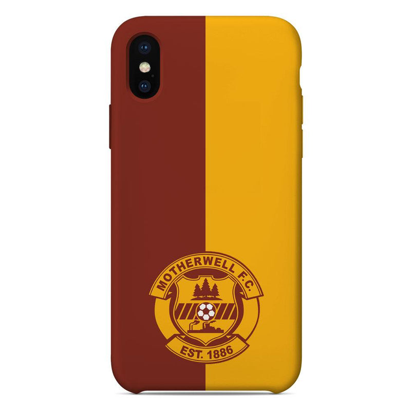 Motherwell F.C. Crest 1996 Phone Case