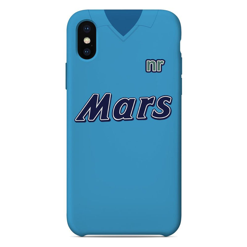 Napoli 1988/89 Home Shirt Phone Case