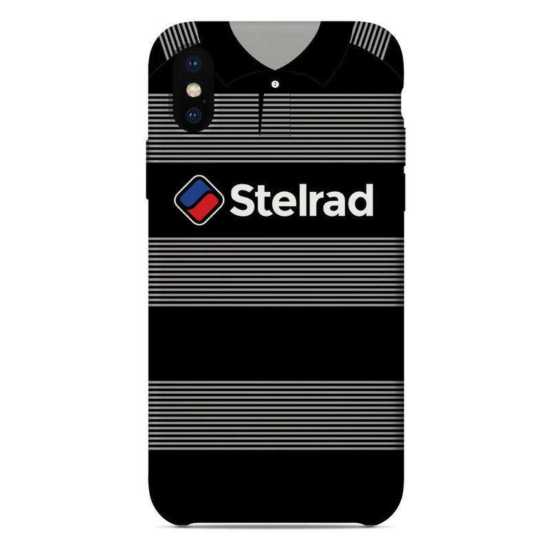 Newcastle Falcons 1998/99 Home Shirt Phone Case