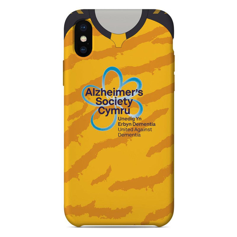 Newport County 2009/10 Home Shirt Phone Case