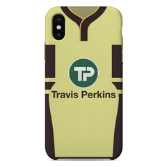 Northampton Saints 2013/14 Away Shirt Phone Case