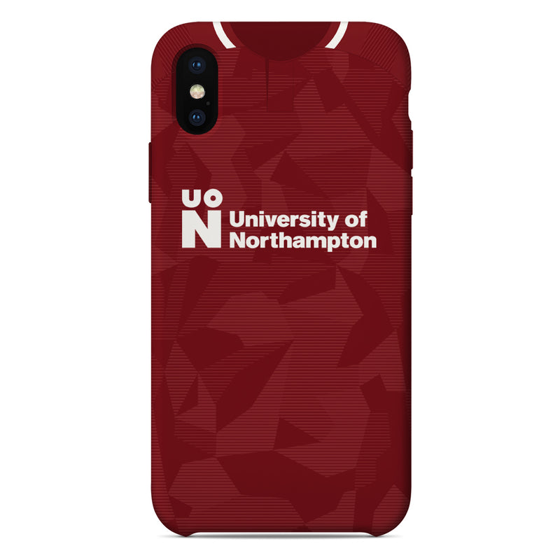Northampton Town 2018/19 Home Shirt Phone Case