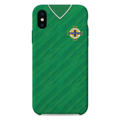 Northern Ireland 1982 Home Shirt Phone Case