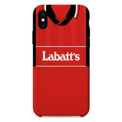 Nottingham Forest 1994-96 Home Shirt Phone Case