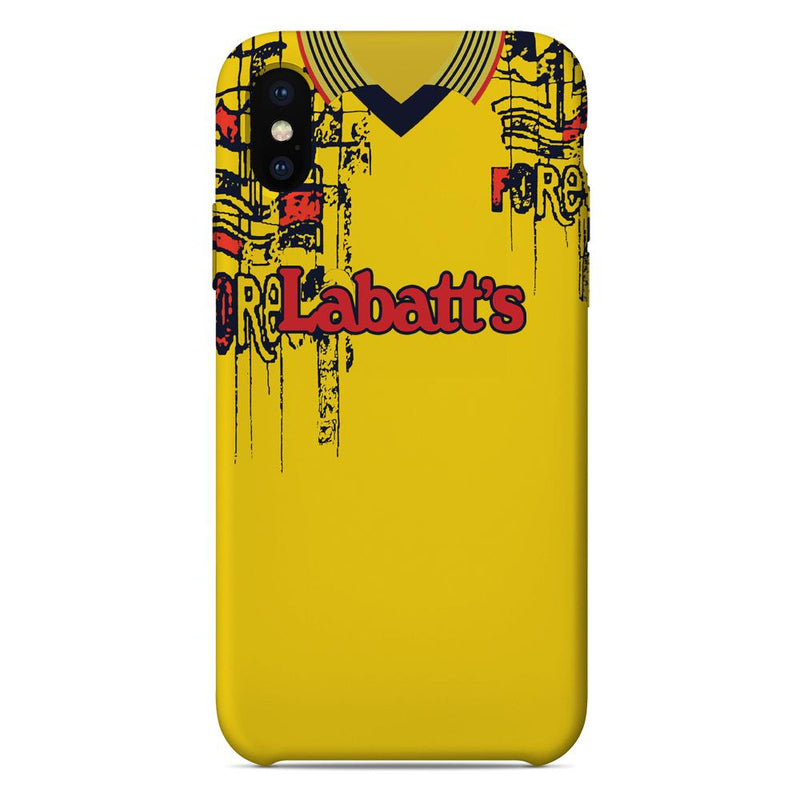 Nottingham Forest 1992-94 Home Shirt Phone Case