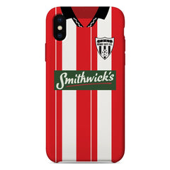 Derry City F.C. 1988-1990 Away Shirt Phone Case