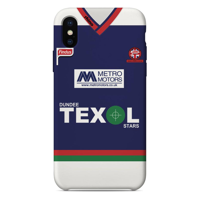Dundee Stars 2018/19 Home Jersey Phone Case