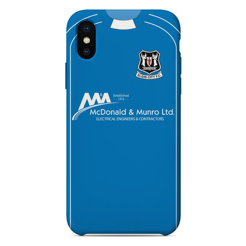 Elgin City 2014/15 Away Shirt Phone Case