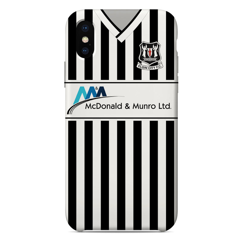 Elgin City 2015/16 Home Shirt Phone Case