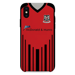 Elgin City 2018/19 Away Shirt Phone Case