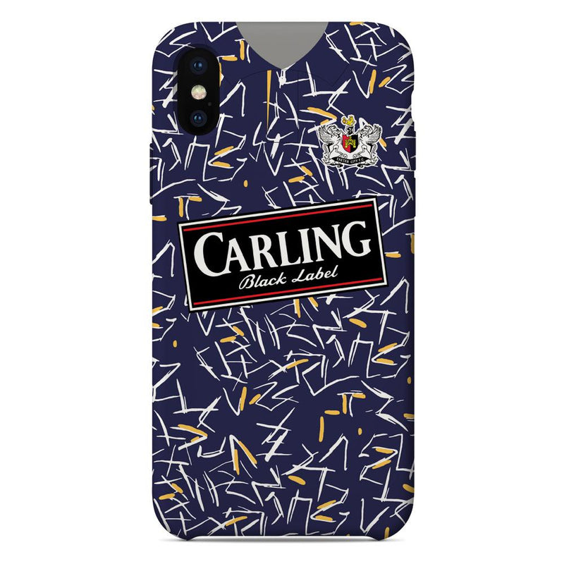 Exeter City F.C. 1989-1991 Home Shirt Phone Case