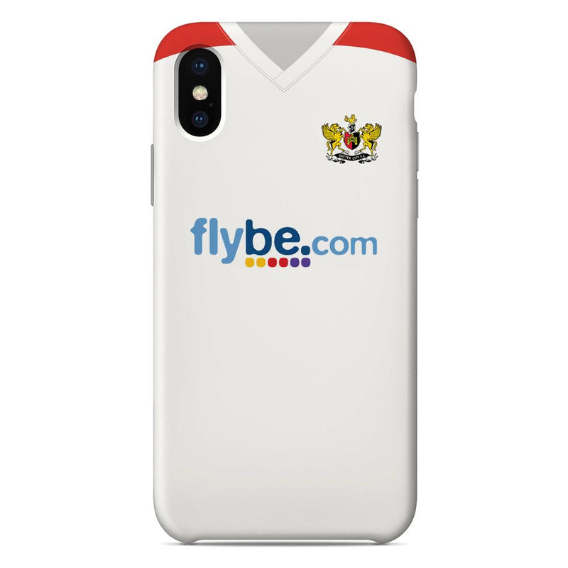 Exeter City F.C. 2008 Away Shirt Phone Case