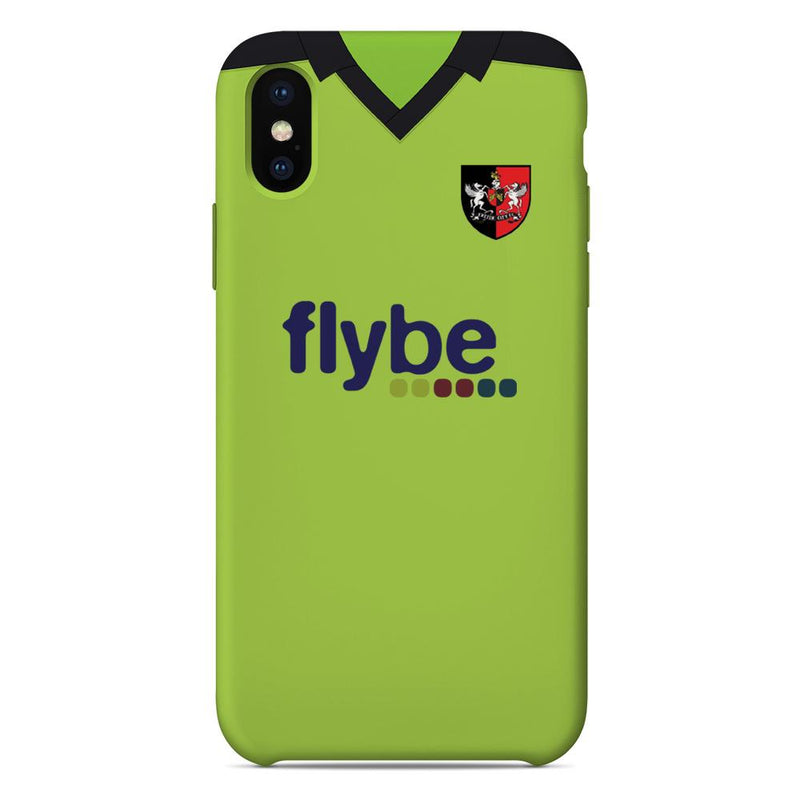 Exeter City F.C. 2017/18 Away Shirt Phone Case