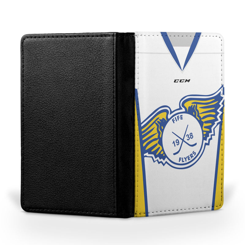 Fife Flyers 2017 Away Jersey Passport Case