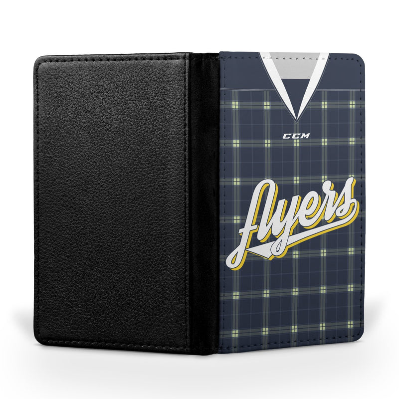 Fife Flyers 2017 Cup Jersey Passport Case