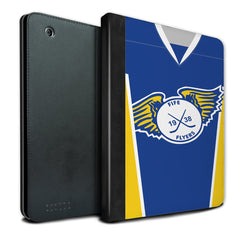 Fife Flyers 2017 Home Jersey iPad Case