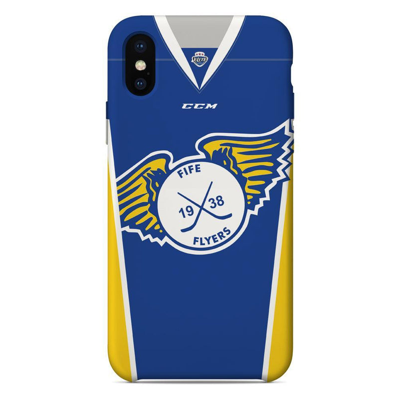 Fife Flyers 2017 Home Jersey Phone Case
