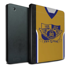 Fife Flyers 2018 Home Jersey iPad Case
