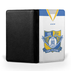 Fife Flyers 2018 Home Jersey Passport Case