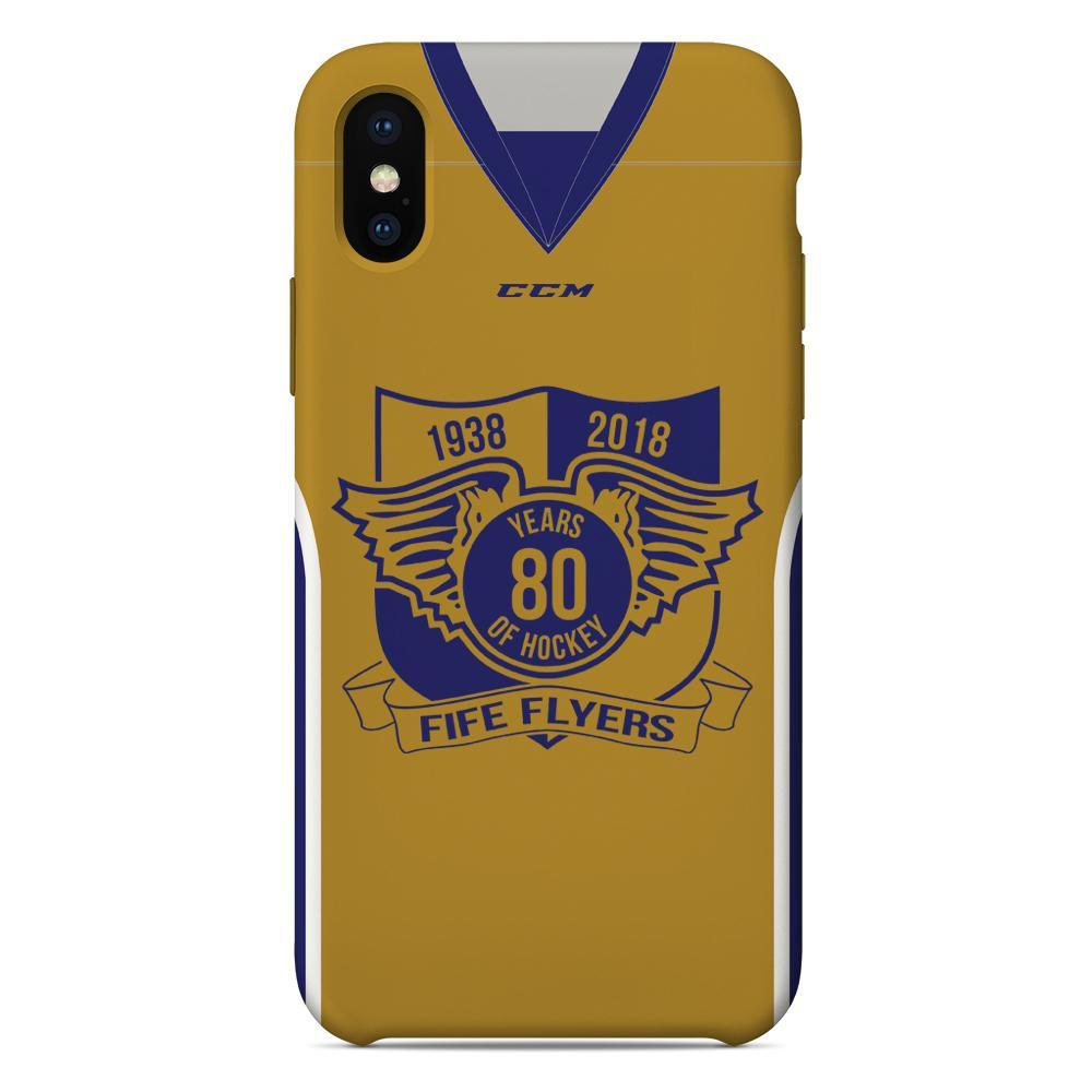 Fife Flyers 80th Anniversary Jersey Phone Case  ff88e5f49
