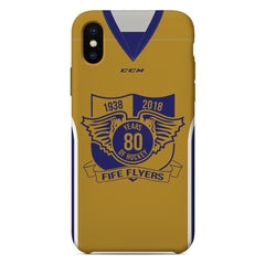 Fife Flyers 80th Anniversary Jersey Phone Case
