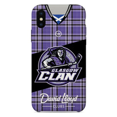 Glasgow Clan 2018/19 Home Jersey Phone Case