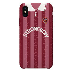 Heart of Midlothian F.C. 1995-97 Home Shirt Phone Case
