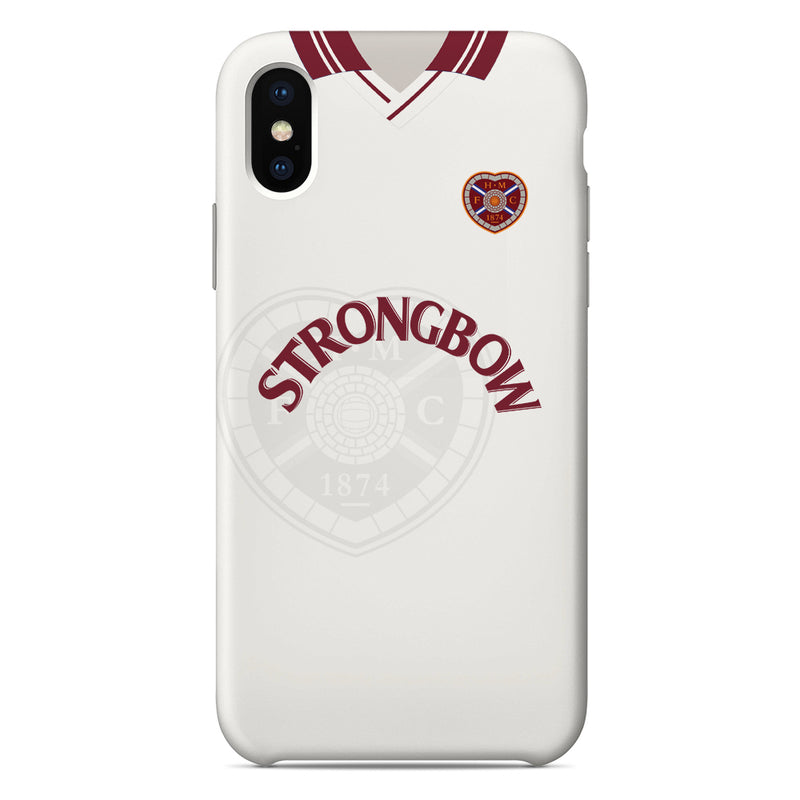 Heart of Midlothian F.C. 1997/98 Away Shirt Phone Case