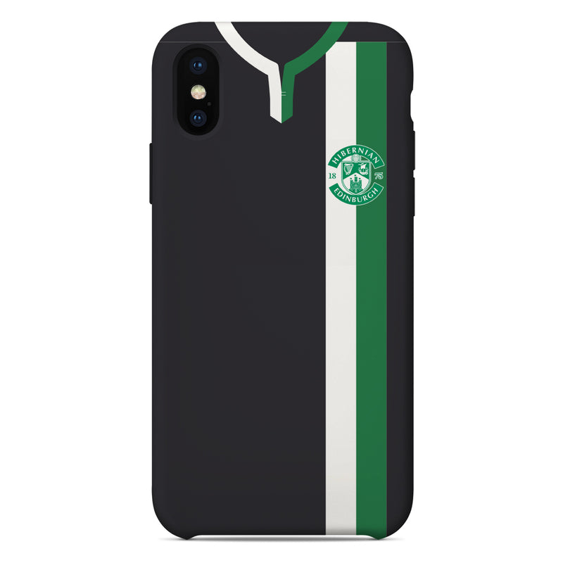 Hibernian F.C. 2017/18 Away Shirt Phone Case