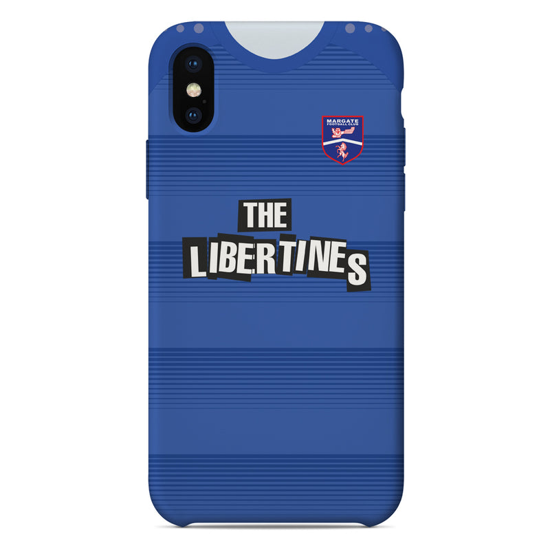 Margate F.C 2018/19 Home Shirt Phone Case