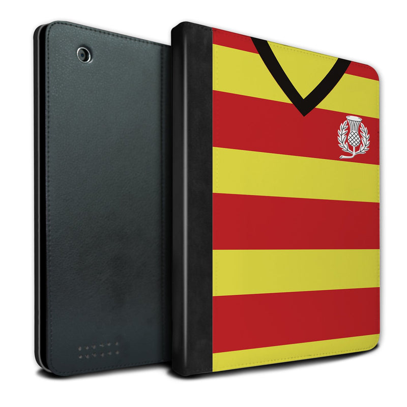 Partick Thistle F.C. 1961-1971 Home Shirt iPad Case
