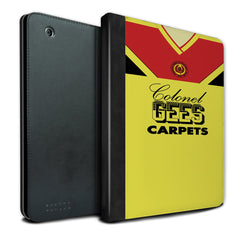 Partick Thistle F.C. 1987-1989 Home Shirt iPad Case