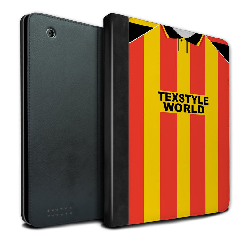 Partick Thistle F.C. 1993/94 Home Shirt iPad Case