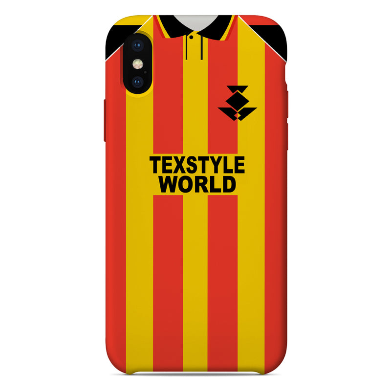 Partick Thistle F.C. 1993/94 Home Shirt Phone Case