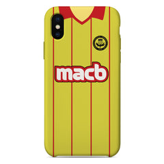 Partick Thistle F.C. 2012/13 Home Shirt Phone Case
