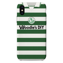 Shamrock Rovers F.C. 2020 Home Shirt Phone Case