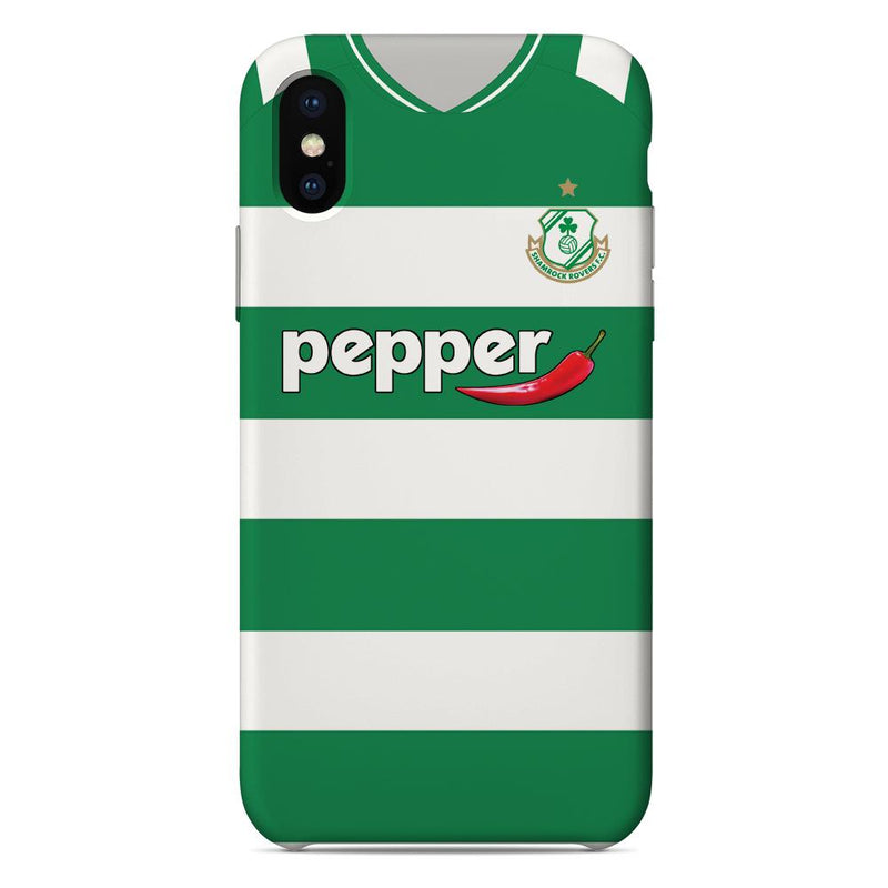 Shamrock Rovers F.C. 2016/17 Home Shirt Phone Case