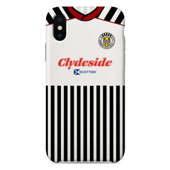St Mirren F.C. 1987-1989 Home Shirt Phone Case