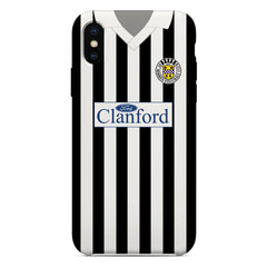St Mirren F.C. 1981-84 Home Shirt Phone Case