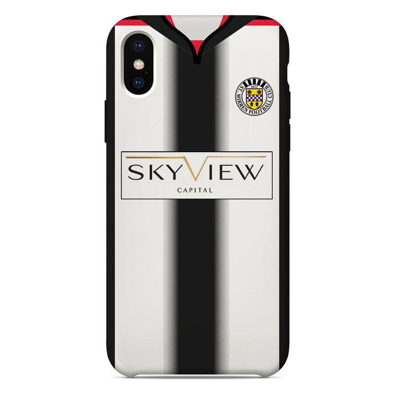 St Mirren F.C. 2018/19 Home Shirt Phone Case