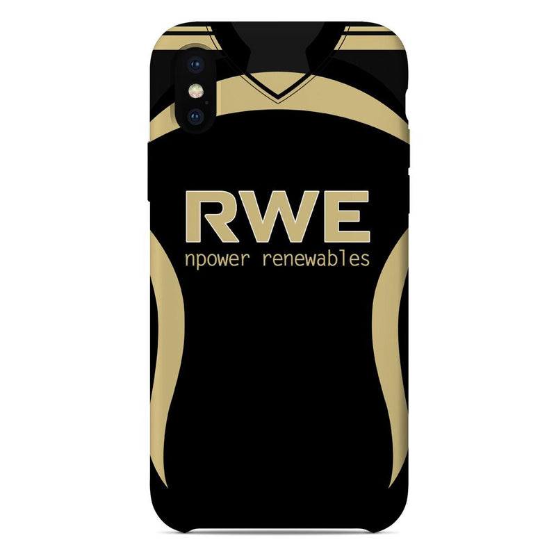 Ospreys 2009/10 Home Shirt Phone Case