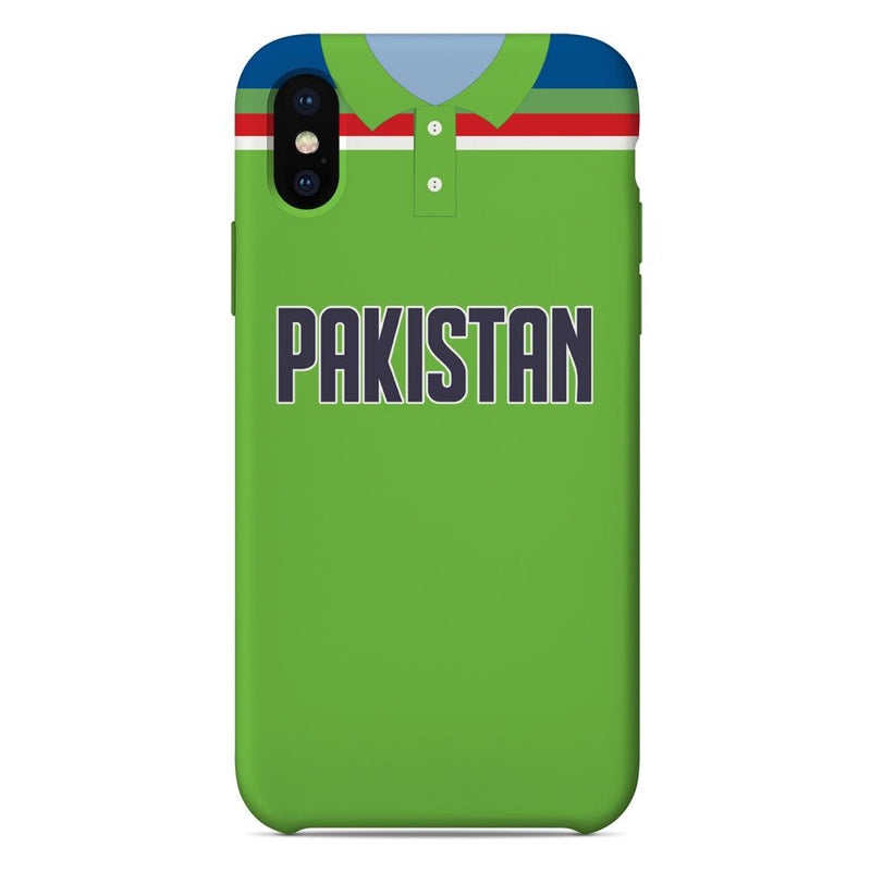 Pakistan Cricket 1992 World Cup Shirt Phone Case